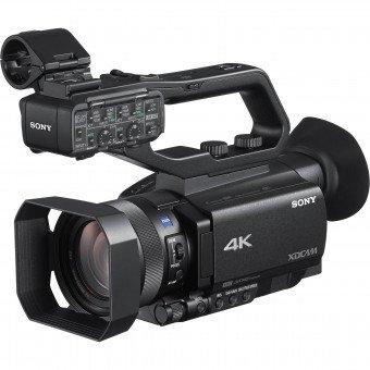 Sony PXW-Z90 - Caméscope 4K HDR Accueil