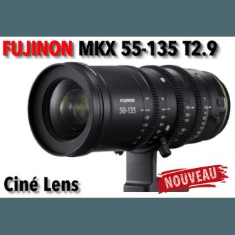 Fujifilm Fujinon MKX 50-135 mm T2.9 Objectif (Sony E-Mount) Objectif Vidéo