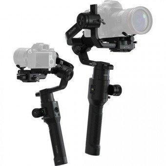 DJI Ronin S - Stabilisateur appareils photo reflex et hybrides Stabilisateur Motorisé