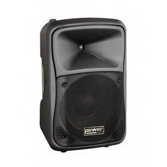 Enceinte 300 w + 2x micros casque et 2x micros main - Batterie & Secteur - Power Acoustics BE 9515 Sono & DJ