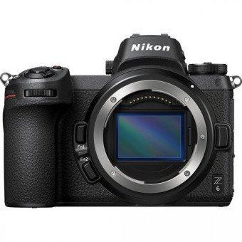Nikon Z6 + Bague FTZ - Compact Hybride Plein Format Hybride Nikon