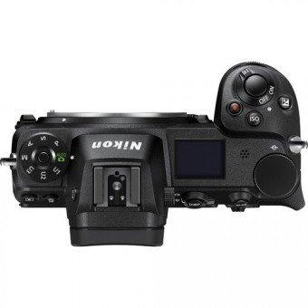 Nikon Z7 compact hybride plein format Hybride Nikon