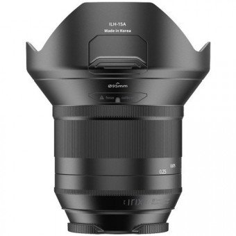 Irix 15mm f/2.4 Blackstone Nikon - Objectif Grand-Angle Irix monture Nikon