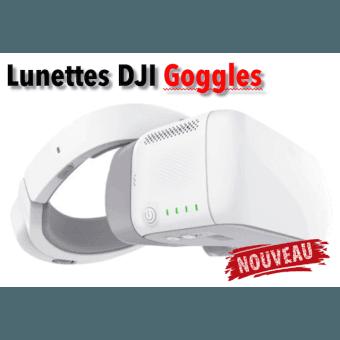 DJI Goggles Lunettes FPV d'immersion Accessoires & Filtres