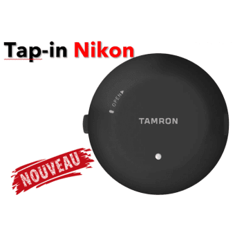 Console TAMRON TAP-IN pour Objectif Nikon Tamron - Nikon