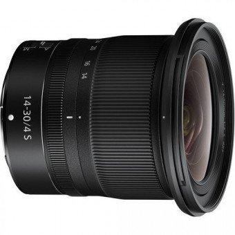 Nikon Z 14-30 mm F/4 S - NIKKOR Z - Monture S Grand-Angle