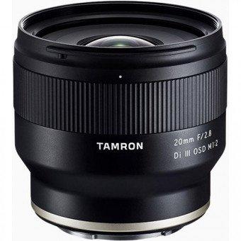 Tamron 20mm f/2.8 Di III OSD M1: 2 - Monture Sony E (modèle F050) Grand Angle