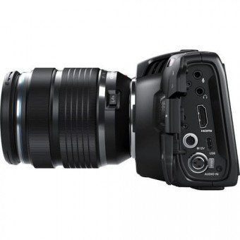 Blackmagic Pocket Cinéma Camera 4K Caméra Vidéo