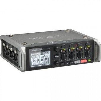 ZOOM F4 Enregistreur numérique portable Enregisteur