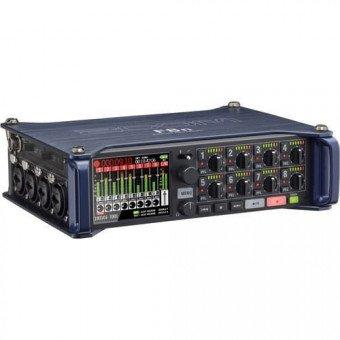 ZOOM F8n enregistreur de terrain 8 pistes DEVIS