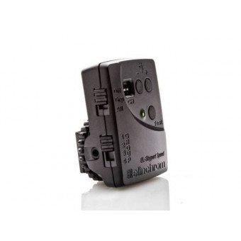 Générateur Elinchrom ELB 1200 avec batterie Air + Chargeur Batterie flash autonome