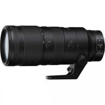 Nikon Z 70-200 mm F/2.8 S - NIKKOR Z - Monture S Téléobjectif