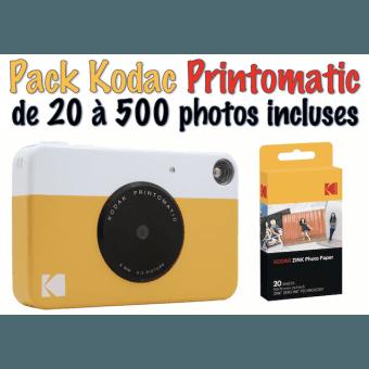 Location Kodak Printomatic Appareil photo instantané