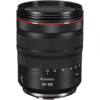 Canon RF 24-105 mm f/4 L IS USM pour Canon EOS R Standard