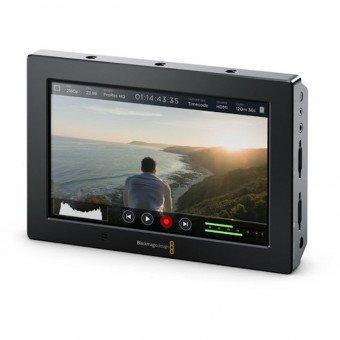 Blackmagic Vidéo Assist 4k - Enregistreur numérique 4k Enregistreur Vidéo