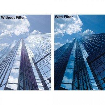 Filtre Polarisant 77 mm XS-Pro Filtre Polarisant
