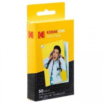 Kodak Zink Pack de 50 Feuilles Compatible pour KODAK PRINTOMATIC VENTE