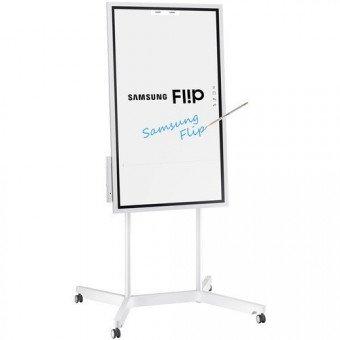 Samsung Flip 55 pouces WM55H - Flipchart numérique pour les entreprises Vidéoprojecteur