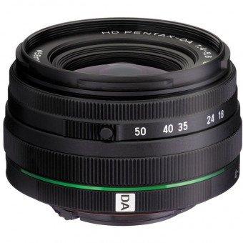 PENTAX-DA 18-50 mm f/4-5,6 DC WR RE DISPO 3-5 JOURS