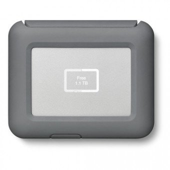 Disque dur externe LACIE DJI Copilot - Sauvegarde de poche Disque SSD