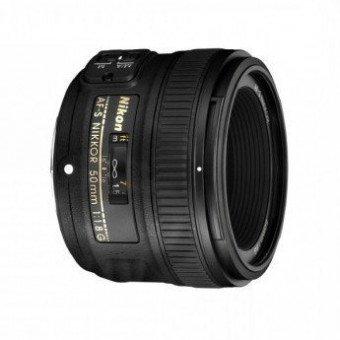 Nikon 50 mm f/1.8 G AF-S NIKKOR Focale Fixe