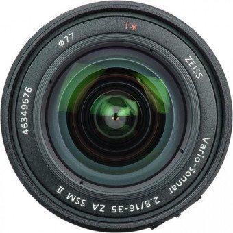 Sony 16-35mm f/2,8 ZA SSM - SAL-1635Z Sony Monture A