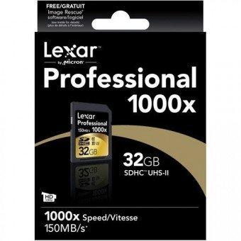 Lexar 16GB Professional 600x SDHC Carte SD (SD/SDHC/SDXC)