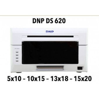 Imprimante photo DNP DP-DS620 - Sublimation thermique Imprimante Photo