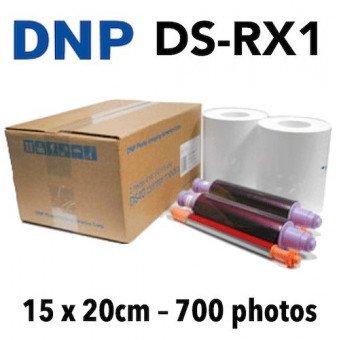 Papier 15X20 DNP RX1 - 700 Tirages VENTE