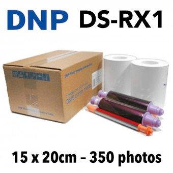 Papier 15X20 DNP RX1 - 350 Tirages VENTE