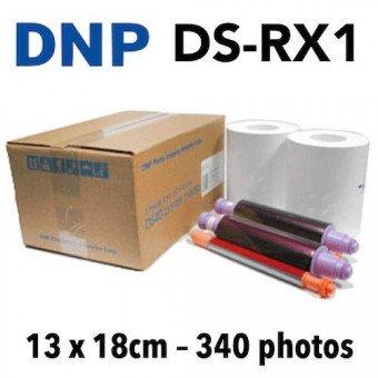 Papier 13X18 DNP RX1 - 340 Tirages VENTE