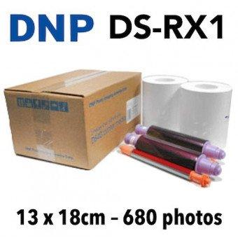 Papier 13X18 DNP RX1 - 680 Tirages VENTE