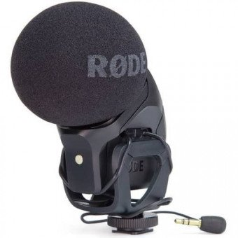Rode Stéréo VideoMic Pro Micro Canon