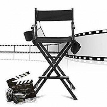 Chaise Cinéma directeur - réalisateur Sécurité