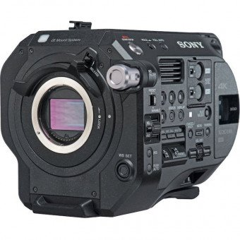 Sony PXW-FS7 Mark II Caméscope de poing Caméra Vidéo
