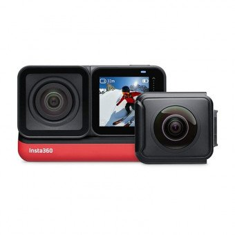 Insta360 ONE R Twin Edition Camera d'action