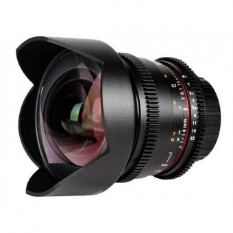 Samyang 14 mm T3.1 V-DSLR ED AS IF UMC - Canon - OCCASION Produits d'occasion