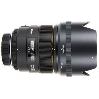 Sigma 85 mm f/1,4 EX DG HSM - Monture Nikon - OCCASION Produits de démonstration