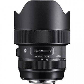 Sigma 14-24mm f/2.8 DG Art - Monture Canon EF EN ATTENTE