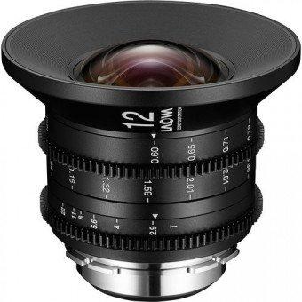 Laowa 12 mm t/2.9 Ciné Zéro-Distorsion _ Monture Canon EF DEVIS