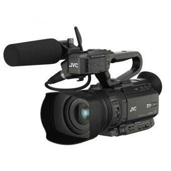 JVC GY-HM250E - Caméscope 4k Pro - Streaming DEVIS