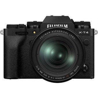 Fujifilm X-T4 - Hybride Expert Accueil