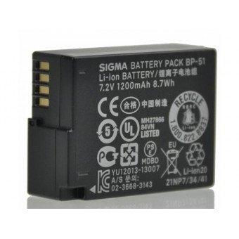 Batterie Sigma BP 51 pour série FP & Quattro Pile & Accu
