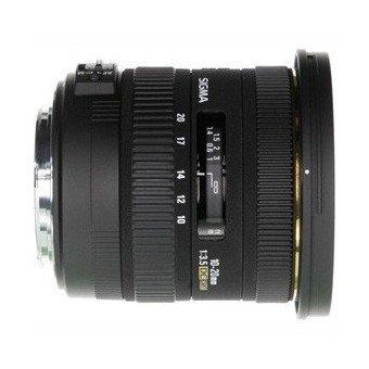 Sigma 10-20 mm f/3,5 EX DC HSM - Monture Nikon - OCCASION Produits d'occasion