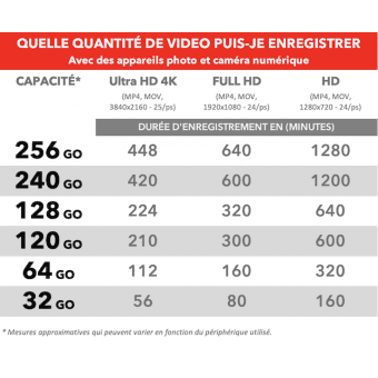 Sony Carte mémoire XQD 32GB VENTE