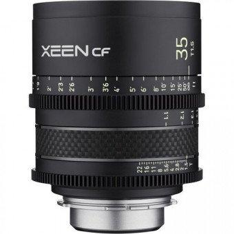 Samyang Xeen CF 35 mm T1.5 - Objectif Ciné - Monture Canon EF Samyang-Canon