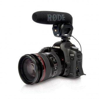Micro Rode Videomic Pro Micro Canon