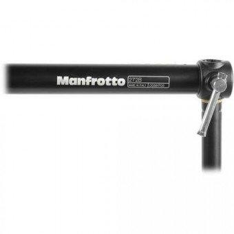 Kit studio Manfrotto Pro + Fond Mousseline 300 x 600 cm Fond Tissu & Mousseline