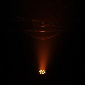 Projecteur LEDPAR 7x10W 5in1 - BoomTone DJ Jeux de Lumiere