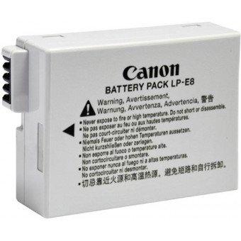 Batterie canon LP-E8 - 600D - 700D Batterie Canon